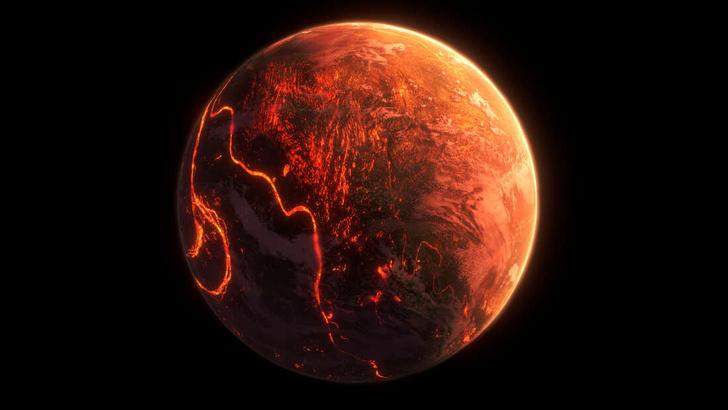 Фото №1 - Ученые оценили количество экзопланет с океанами