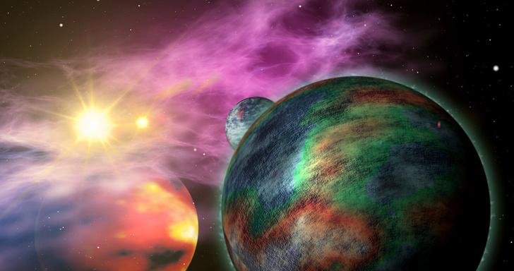 Фото №1 - Есть ли спутники у экзопланет?