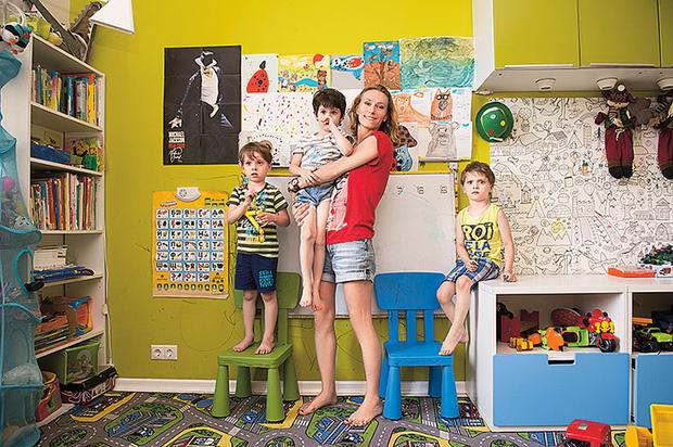 Фото №1 - Мария Болтнева: на воспитание детей зарабатываю одна