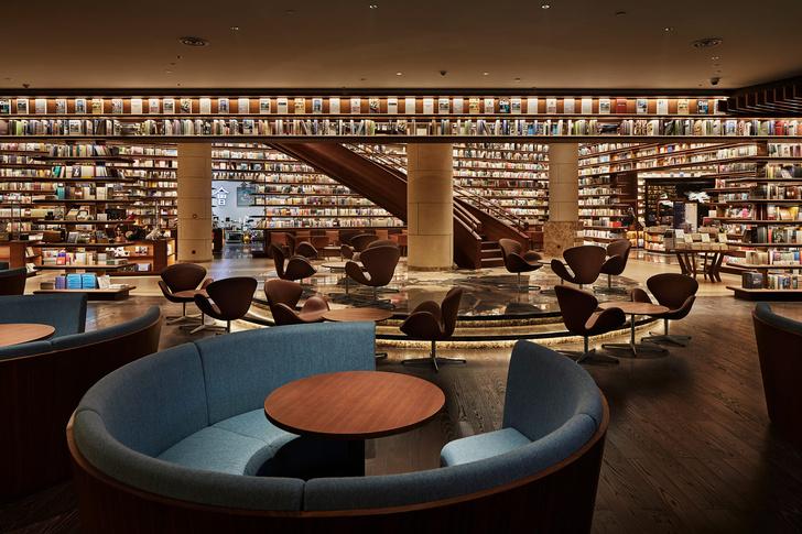 Фото №5 - Двухэтажный книжный магазин в Сиане