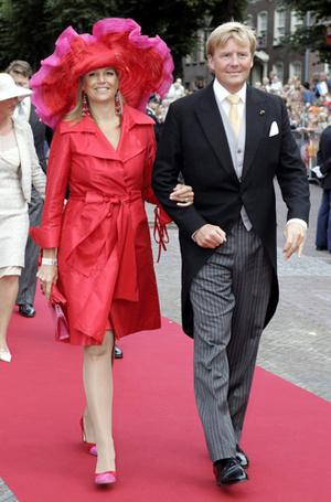 Фото №21 - Виллем-Александр и Максима: история невозможной любви короля Нидерландов