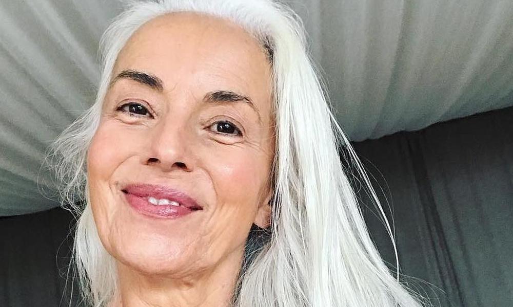 64-летняя модель Ясмина Росси поделилась секретами молодости: фото