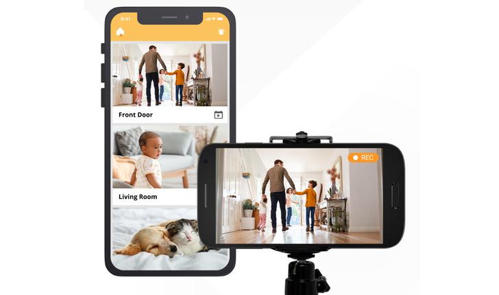 Фото №2 - Как из старого смартфона сделать камеру наблюдения