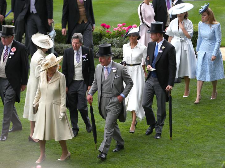 Фото №6 - Меган Маркл на Royal Ascot: что нужно знать о самых красивых королевских скачках года