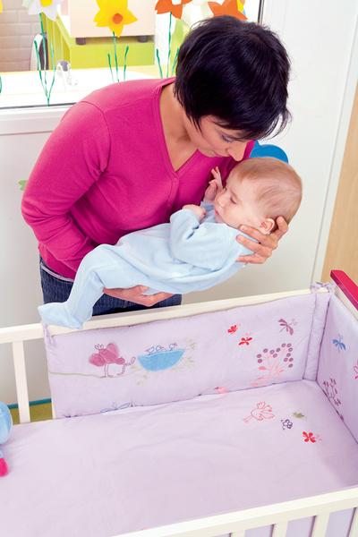 Фото №1 - Новорожденный: 6 условий хорошего сна