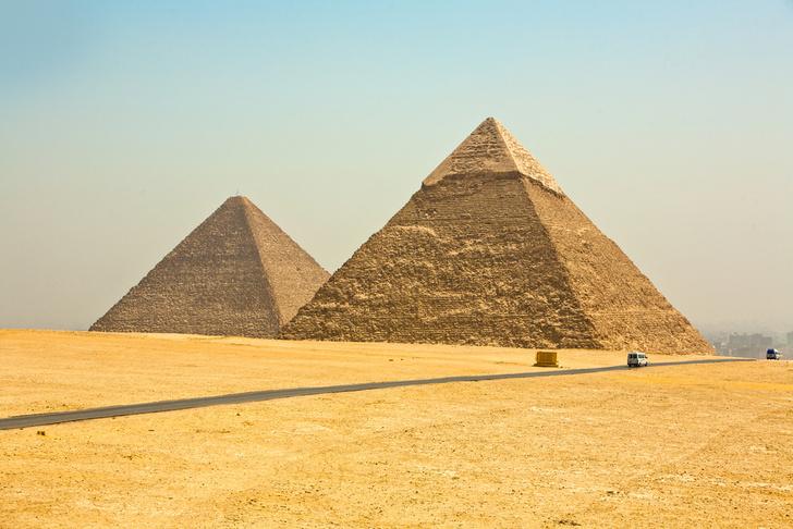 Фото №1 - Египтологи объяснили устройство системы защиты от воров в пирамиде Хеопса