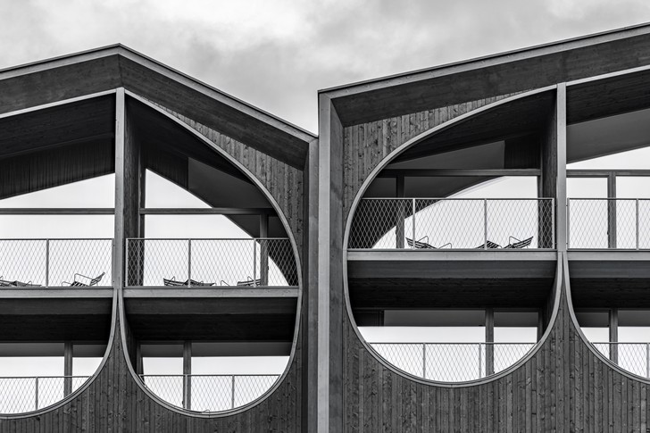 Фото №8 - Отель в Южном Тироле по проекту Петера Пихлера