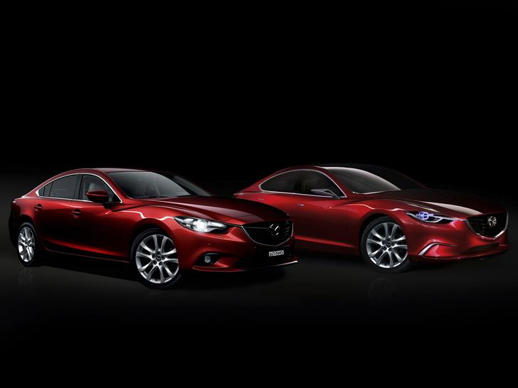 Фото №7 - 6 причин, почему Mazda 6— самая важная модель бренда