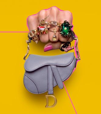 Фото №1 - Ваши любимые сумки Dior теперь доступны в микроразмере