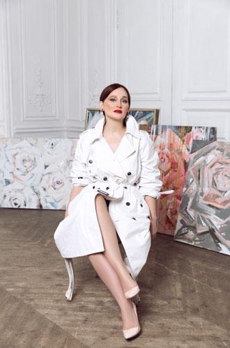 Фото №16 - Елена Сотникова: «Мои картины в основном покупают самодостаточные женщины»
