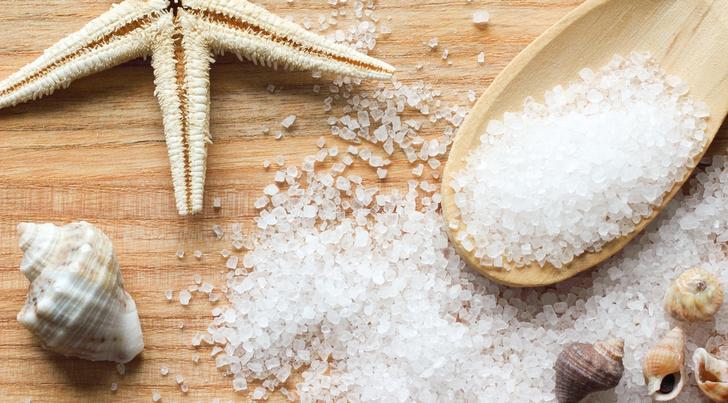 Фото №1 - Морская соль: факты и мифы