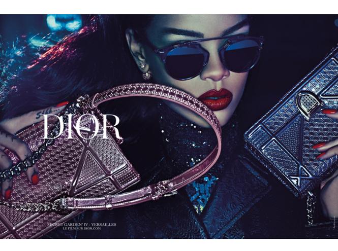 Фото №1 - Рианна для Dior: первые кадры новой рекламной кампании