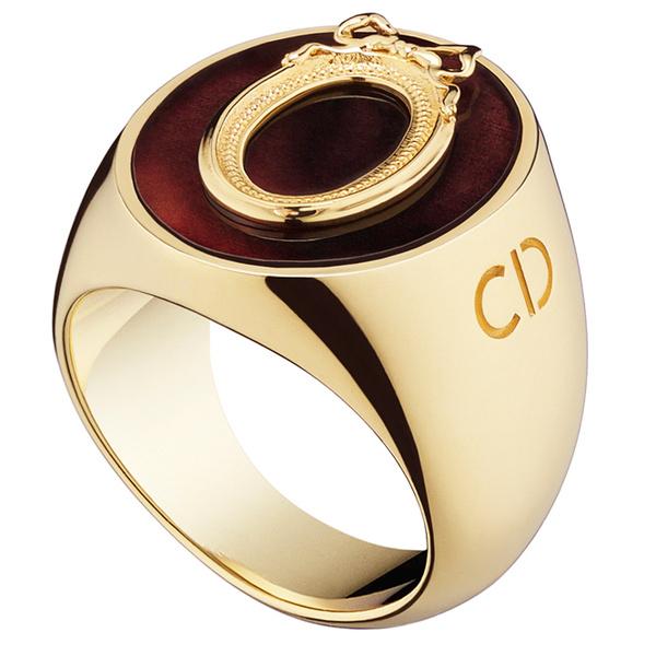 Фото №7 - Кольца-талисманы в новой коллекции Christian Dior Lucky Dior