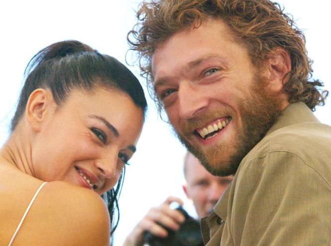Фото №4 - Моника Беллуччи и Венсан Кассель: фото из семейного альбома