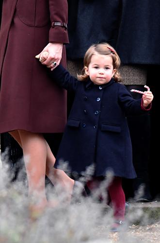Фото №5 - Принцесса Шарлотта и принц Джордж снова в центре внимания