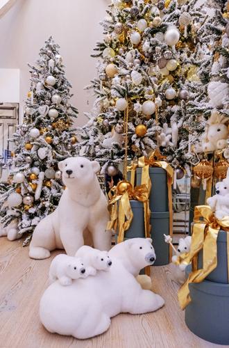 Фото №4 - 5 вдохновляющих идей для создания новогодней атмосферы дома