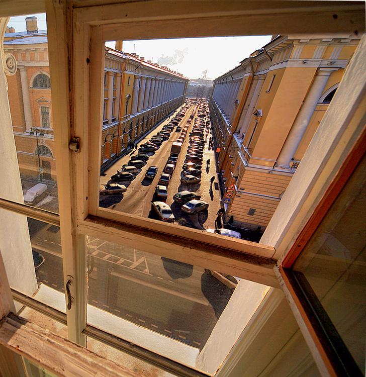 Фото №3 - Санкт-Петербург: трехмерное пространство