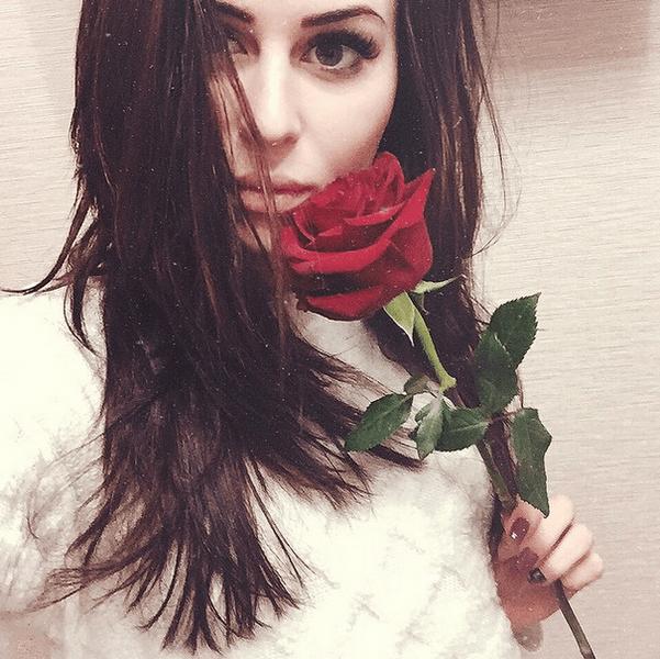Фото №24 - Звездный Instagram: Знаменитости и цветы