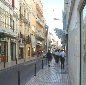 Фото №1 - В Испании появились улицы с микроклиматом