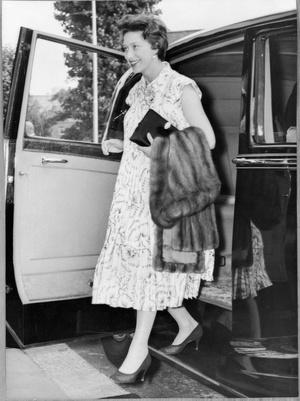 Фото №8 - Стильное положение: как одеваются беременные королевы, принцессы и герцогини