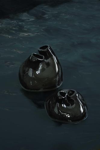 Фото №6 - Портреты воды: новая коллекция декора из стекла от Faina