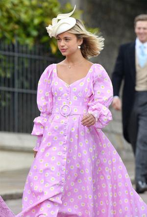 Фото №13 - Новые правила: как изменился стиль гостей на королевских свадьбах за последние 10 лет