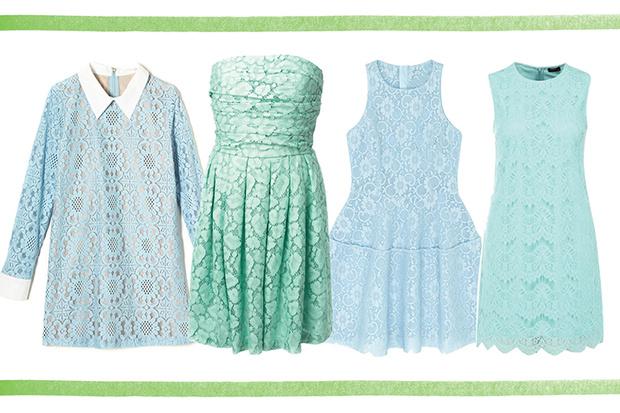 Платье, Shopbop; платье, Moschino Cheap & Chic; платье, Asos; платье, BAON, 3 599 руб.