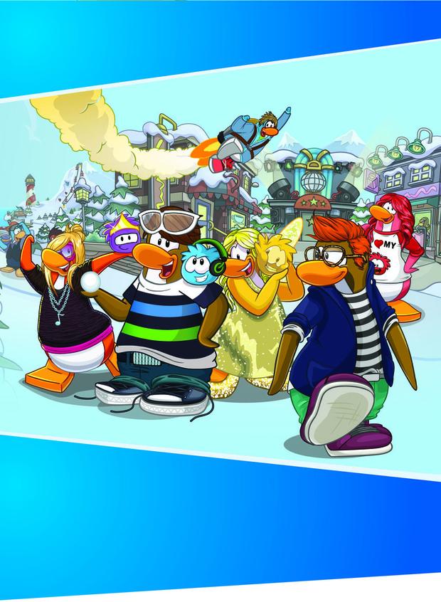 Фото №1 - Disney запускает для детей «Клуб пингвинов»