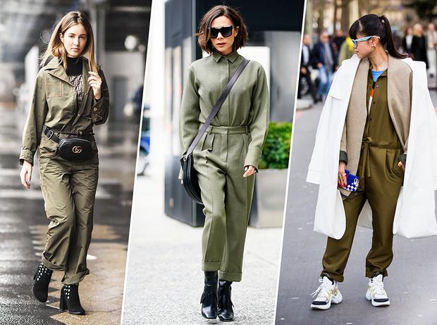 Фото №1 - Почему роба — самый модный комбинезон этой весны