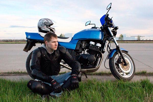 Фото №8 - Байкеры Ульяновска: 15 признаний в любви мотоциклу
