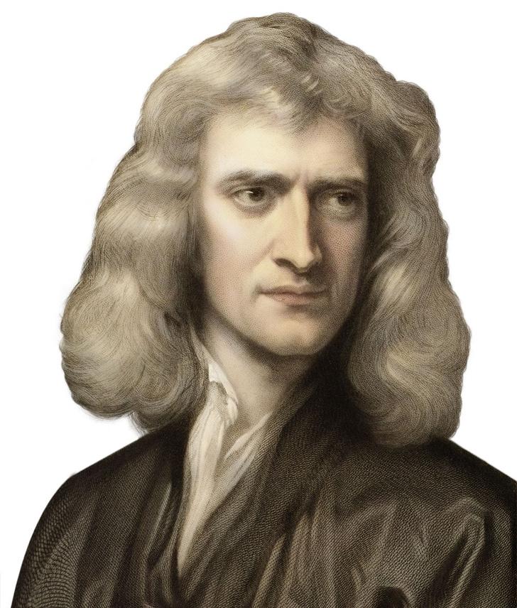 Фото №1 - Яблоко прогресса: 12 мифов об Исааке Ньютоне