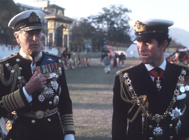 Фото №1 - Особая связь: кто был самым близким человеком в жизни принца Чарльза