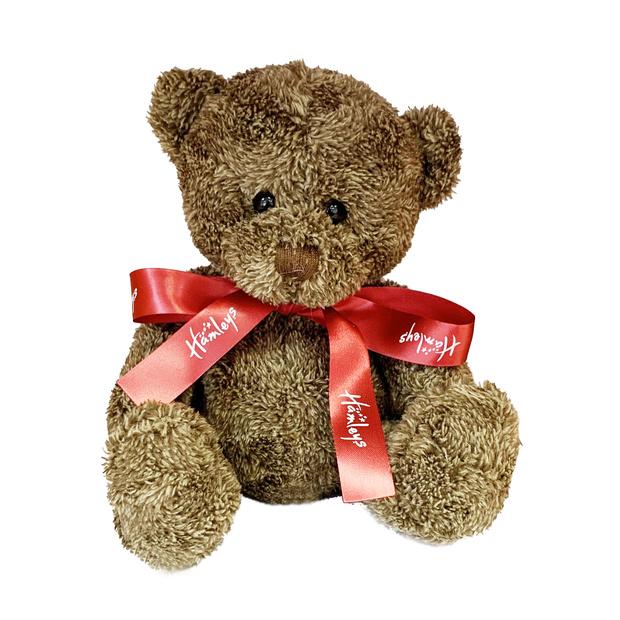 Фото №2 - #даритенежность, украшения TOUS и мягкие игрушки Hamleys