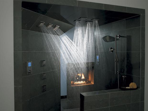 Фото №6 - Дизайн ванной: модные тенденции