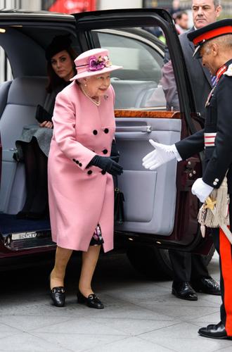 Фото №4 - Что сделала Кэтрин Кембриджская, чтобы угодить Королеве на их совместном мероприятии