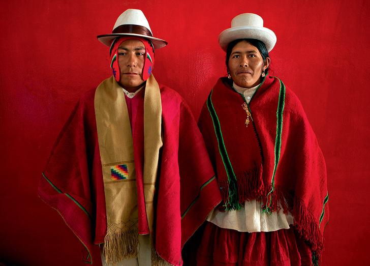 Фото №6 - Свадьбы народов мира: как выглядят молодожены Боливии, Японии, Лаоса и других стран
