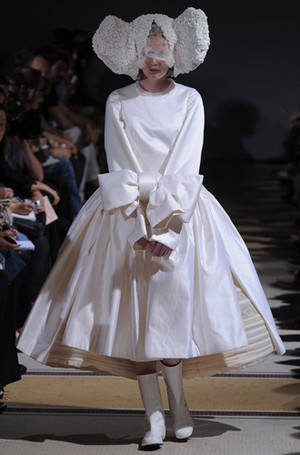 Фото №6 - Королева сюра: Рей Кавакубо как главная причина следить за MET Gala 2017