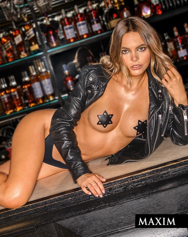 Фото №1 - Победная фотосессия «Мисс MAXIM 2020» Октябрины Максимовой и еще 9 финалисток конкурса