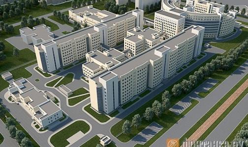 Фото №1 - Строительство Боткинской больницы в Купчино заморожено на неопределенный срок