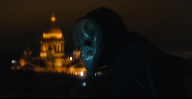 Фото №1 - Долгожданный трейлер русского кинокомикса «Майор Гром: Чумной Доктор»
