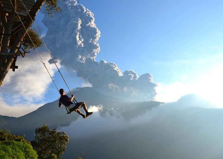 Фото №1 - Один кадр: Эквадор