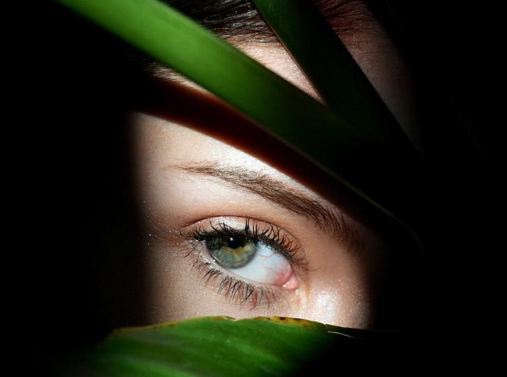 Фото №1 - Выйти из круга: как избавиться от синяков под глазами