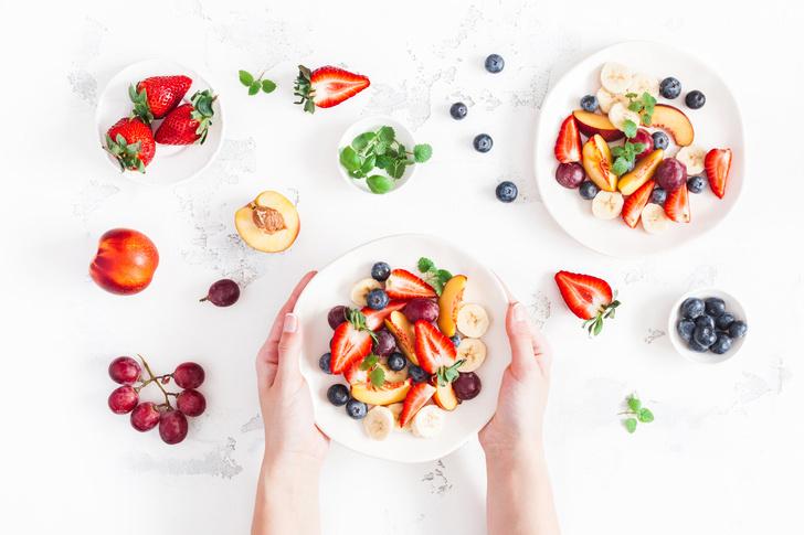 Фото №2 - Как правильно есть фрукты и ягоды во время диеты