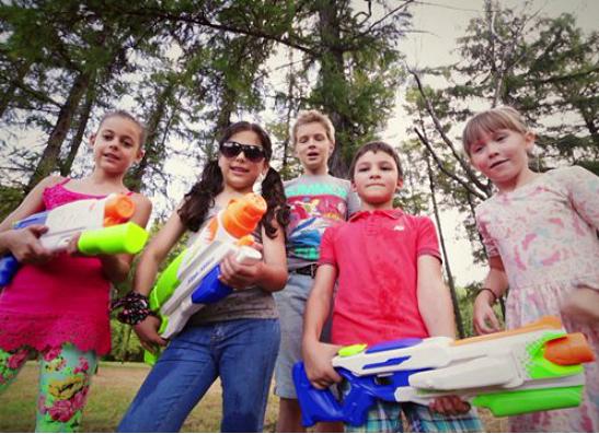 Фото №1 - Nickelodeon и «Ростелеком» устраивают «День, когда пора играть!»