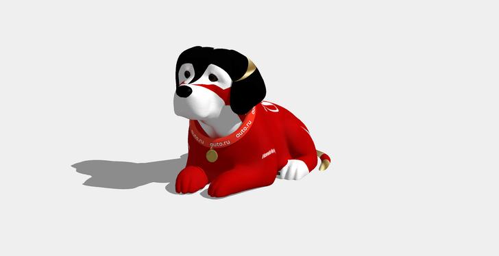 Фото №1 - В Сети объявили творческий конкурс на тему культового автосувенира— собачки с качающейся головой