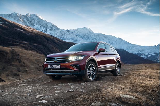 Фото №5 - Volkswagen объявляет о начале продаж нового кроссовера Tiguan