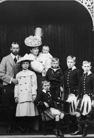 Фото №2 - Королевская принцесса: кто получает этот титул, и почему Шарлотта может ею не стать