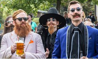 Какие мужчины нравятся россиянкам— бритые, бородатые или с усами (результаты опроса)