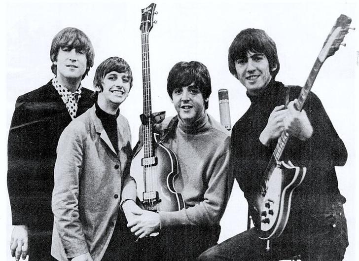 Фото №1 - Названа причина популярности The Beatles в Великобритании