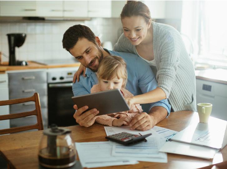 Фото №1 - Как планировать бюджет в семье с детьми: 4 главных правила
